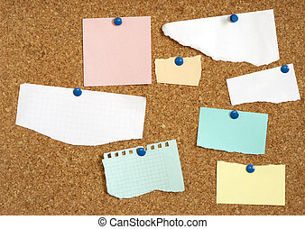 empty paper blanks for your text or design