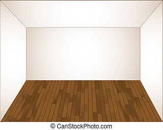 Image of an empty room. Available in both jpeg and eps8 format.