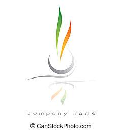 Logotype corporation energy