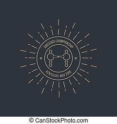 Equine Logo Template