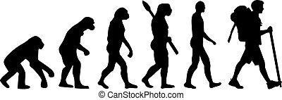 Evolution Hiker