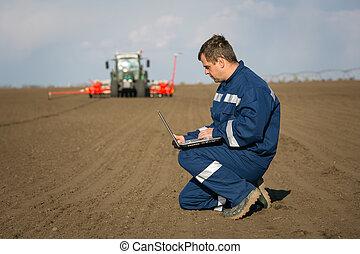 Farmer calculate