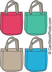 fashion handbag illustration