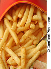 French Fries, a fastfood staple and classic.
