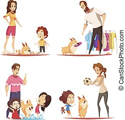 Favorite Puppy Design Concept