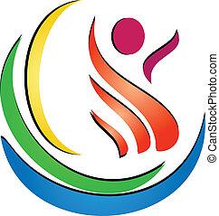 Figure spa creative logo
