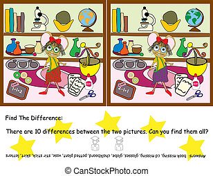 find the difference game vector is eps10