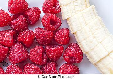 Fresh fruits for healthy breakfast