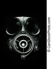 UK S10 Armed Forces Gas Mask.