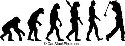 Golfing Evolution