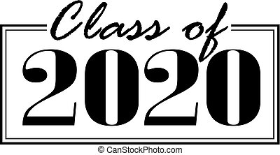 Class of 2020 Banner Boxed