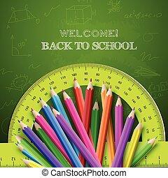 Green School Composition