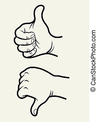 Hand signs 1
