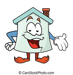 Happy Home Character Showing
