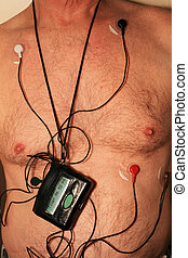 harness cardiac monitor