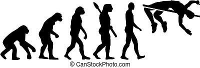 High Jump evolution