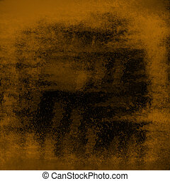 High Res Jpeg - Grunge background with ink splats and stain.