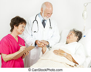 Hospital - Patient Care