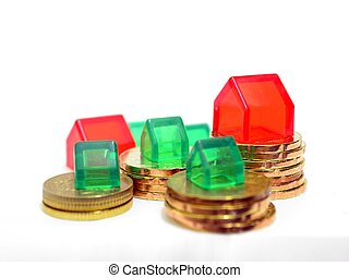 Houses and Coins