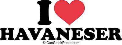 I love Havaneses german