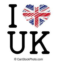 I LOVE UK