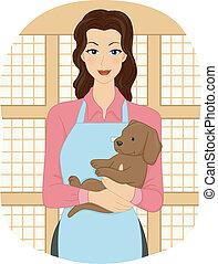 Pet Shop Attendant