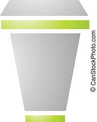 Cardboard Coffee Cup
