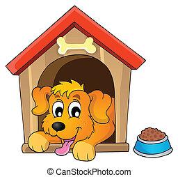 Image with dog theme 1