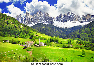 incredible Dolomites
