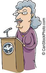 Intersex President