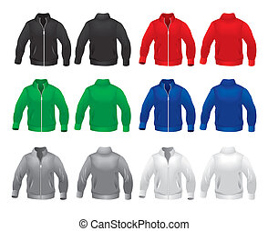 The Perfect vector color jacket