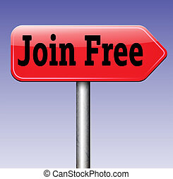 join us free