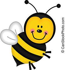Joyful Bee