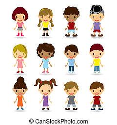 Kids Models Set
