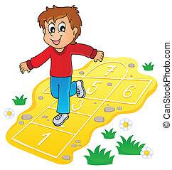Kids play theme image 8