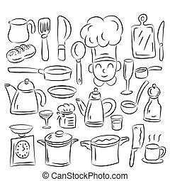 Kitchen draw