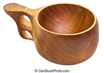 Kuksa - traditional finnish wooden cup