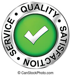 Label Quality, satisfaction, service