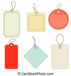 labels and tags