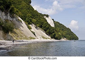 Landscape on Ruegen Island