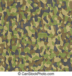 large background image of military camouflage material