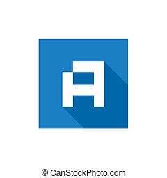 Letter C Logo Icon Design, Vector Illustration