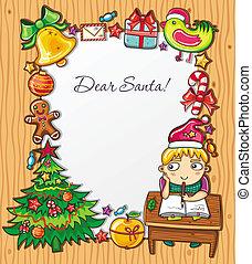 letter to Santa Series 4