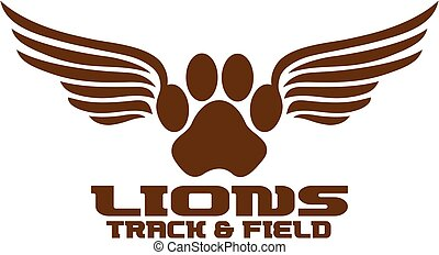 lions track and field