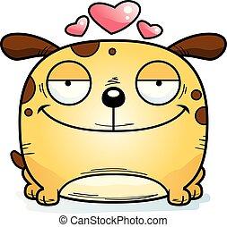 Little Dog in Love