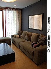 Living room - home interiors