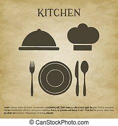 logo kitchen icons
