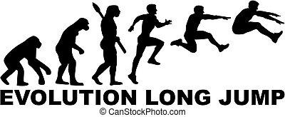 Long Jump evolution