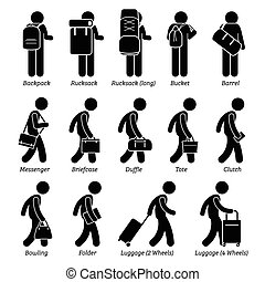 Man Bags and Luggage