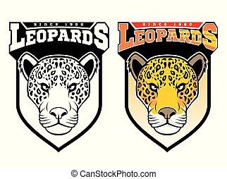 Mascot Leopards.